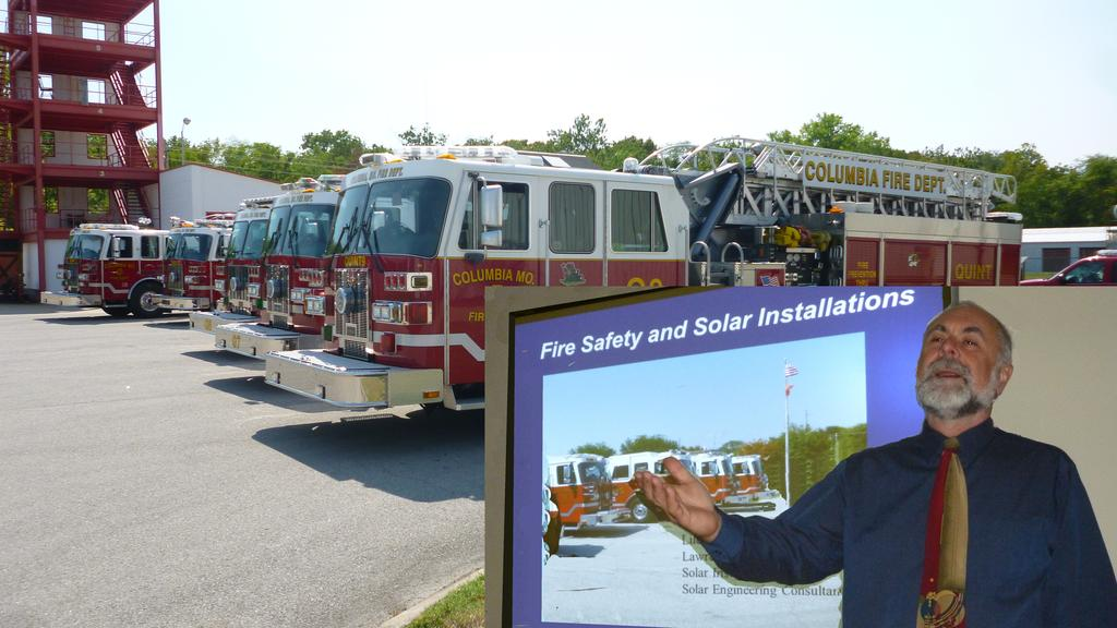Fire Safety and Solar